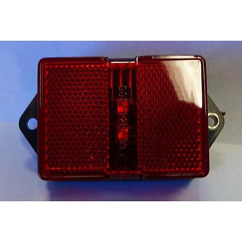 "4"" Amber Clearance Marker- 6 Led"