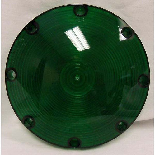 "Lens - 7"" Green Acrylic - 744/747/900 Series"