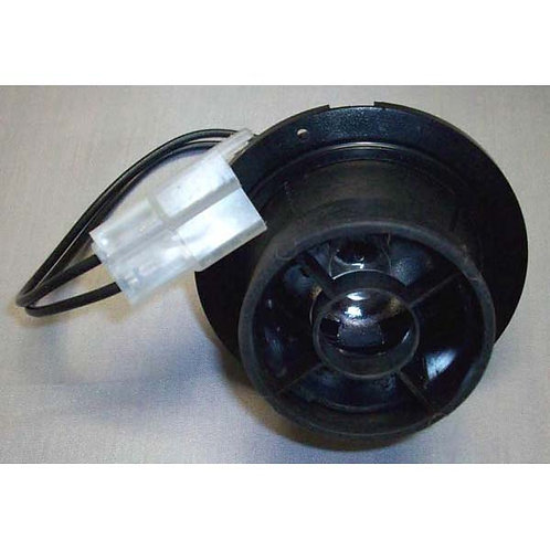Interior Swivel Light - Black