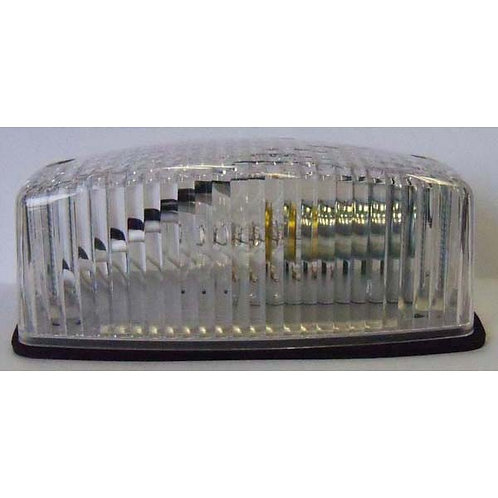 Back-Up Light - Interior - Rect - Clear Incandescent