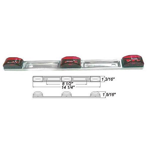 LED Mini Sealed Identification Light Bar