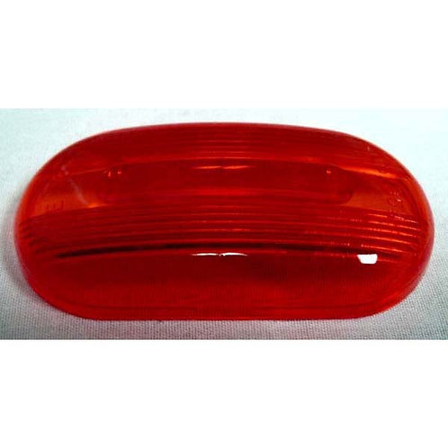 Lens - Red Acrylic Replacement - 559 Series