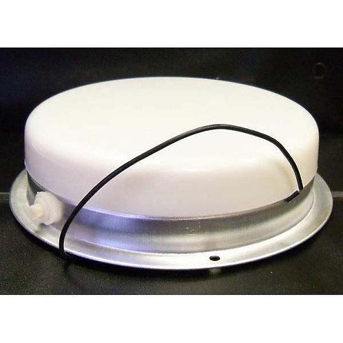 Interior Dome Light W/ Aluminum Base &Switch