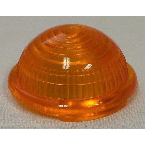 "Lens - 2"" Amber Acrylic - 524 Series"