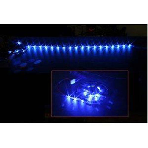 Light Strip - 1' - Blue 30 LED
