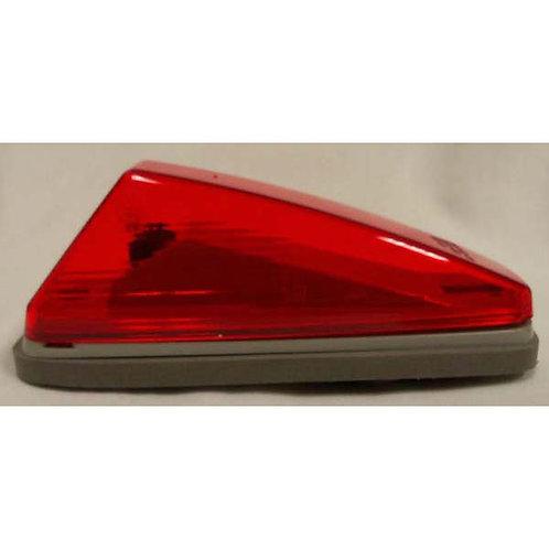 Cab Marker - Red Incandescent