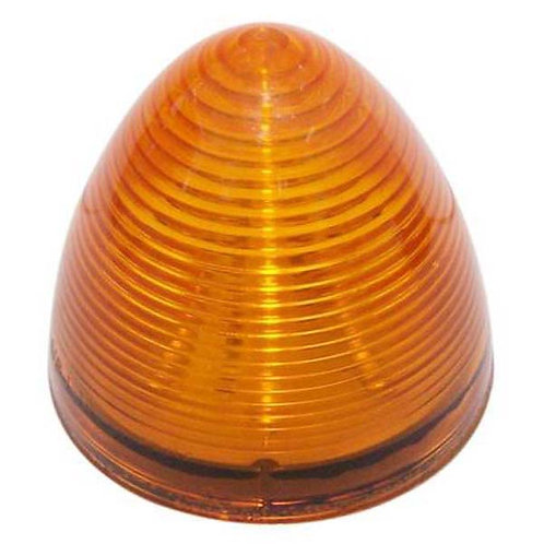 "2.5"" Amber Beehive Clearance Marker- 13 Led"