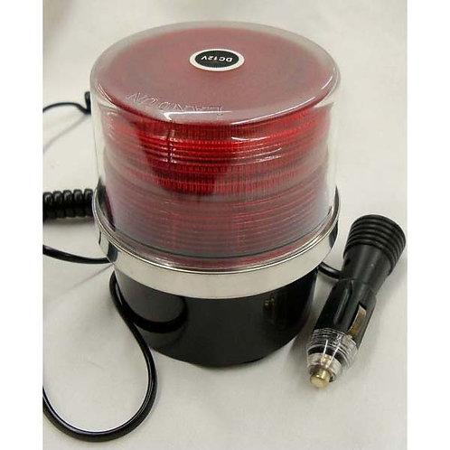 Red Single-Flash Strobe Light