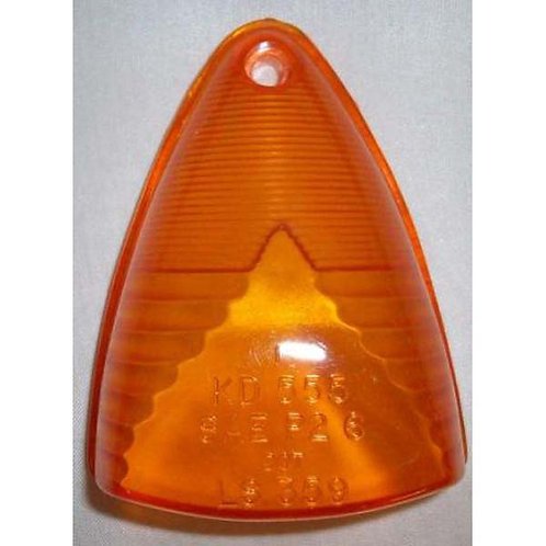 Lens - Amber Triangular Replacement