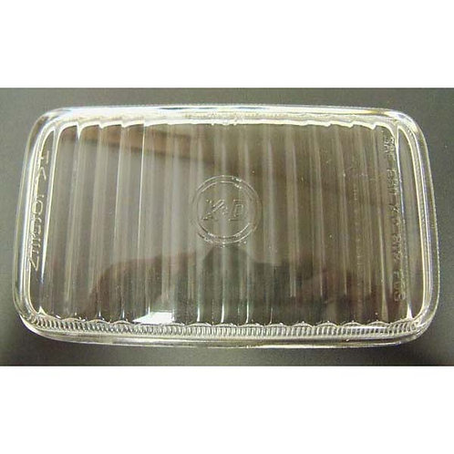 Lens - Clear Glass Fog - 812/814 Series