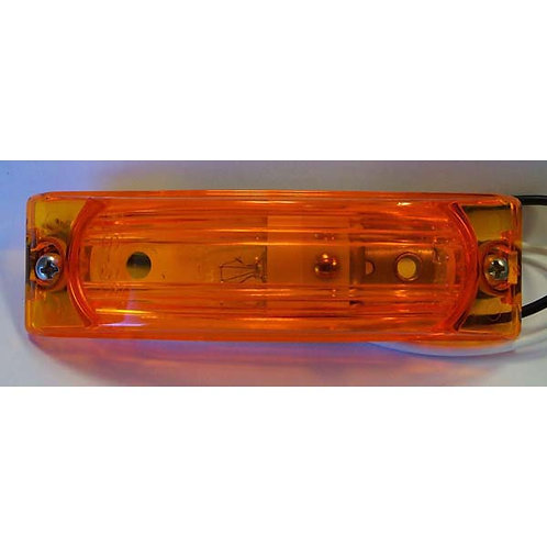 Amber Arma-Shield Clearance Marker Deflector