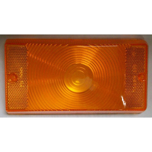 Lens - Amber Reflective Replacement - 460/461 Series