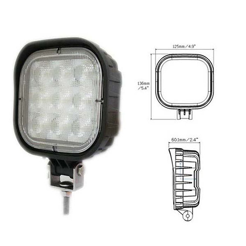 Hi-Output LED FLOOD Light