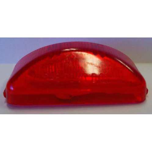 Red Sealed Clearance Marker-Surface Mount