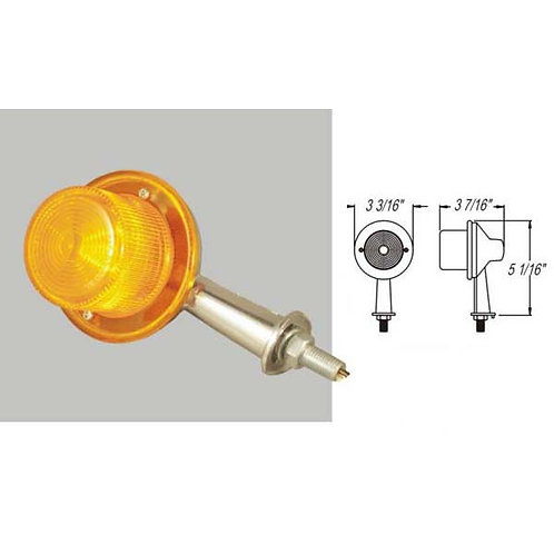 Amber LED Clearance Side Marker