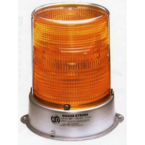Strobe Amber Warning Light