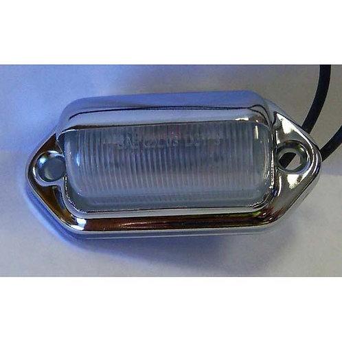 License Light - Interior Light - 2 LED