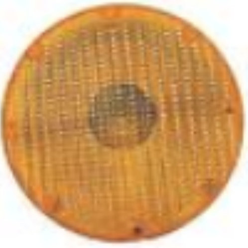 "7"" Amber Double Optic Turn Signal Light"