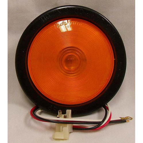 """T/S - 4"""" Round Kit - Amber Incandescent"""