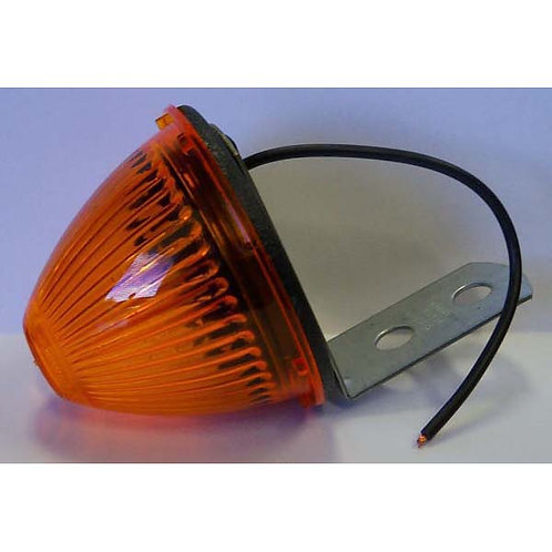 Amber Beehive Interior Utility Light