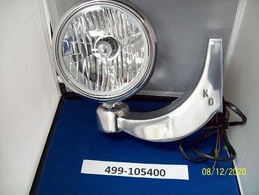 Swing Arm Headlight