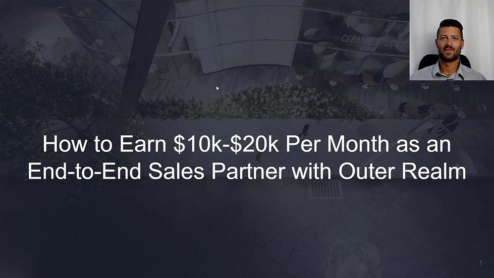 Sales Rep Video