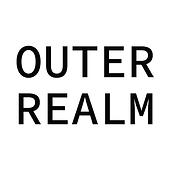 Outer Realm Logo Blaack Text White Backg
