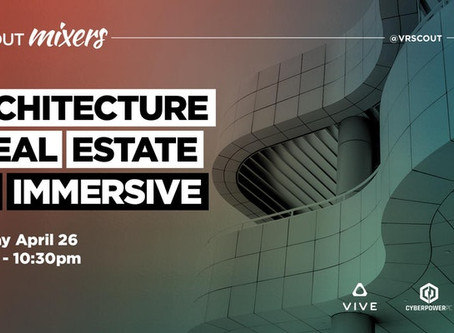 Outer Realm Exhibit at VR Scout Event: Architecture & Real Estate Go Immersive