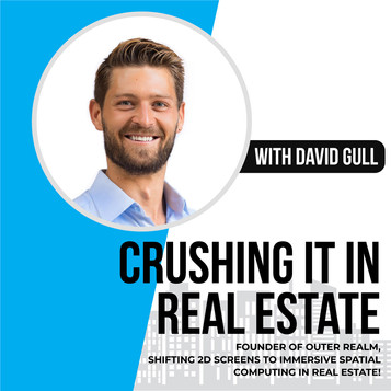 Our Episode on the Crushing It in Real Estate Podcast