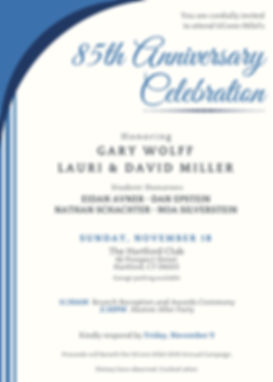 85th Anniversary Invite.jpg