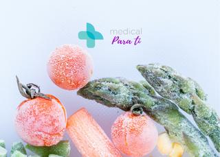 Las frutas y verduras congeladas ¿conservan sus propiedades nutrimentales?