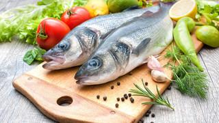 Beneficios del pescado azul