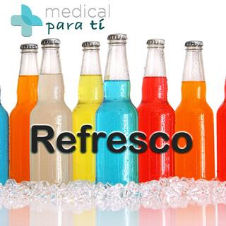 ¿Qué efectos tiene el refresco en tu cuerpo?