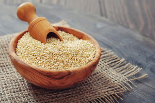 Amaranto, alimento altamente nutritivo.