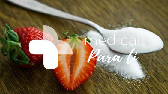Azúcar natural vs azúcar añadida