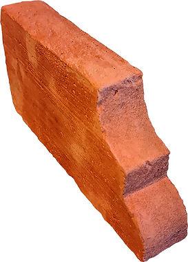 Ogee Header Brick