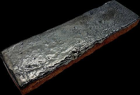 Blackened Silver