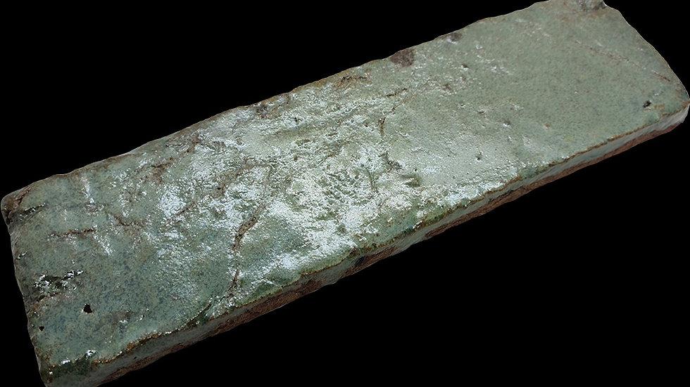 Jade Green Glazed Brick Tiles (BG222)