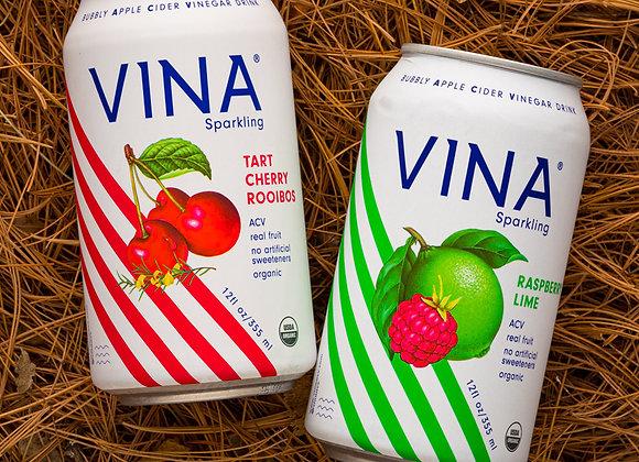 Vina Sparkling Apple Cider Vinegar Drink