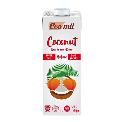 Leche de Coco Sin Azúcar 1L