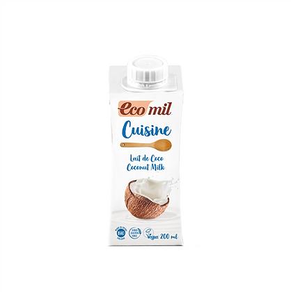 Crema de Coco orgánica 200cc