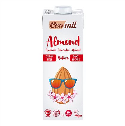 Leche de Almendras s/azúcar 1L