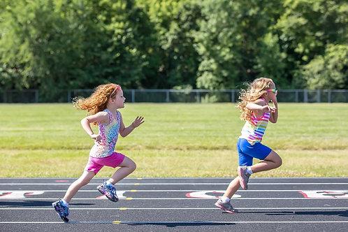 Speeder Kids Running 6-Week: Girls