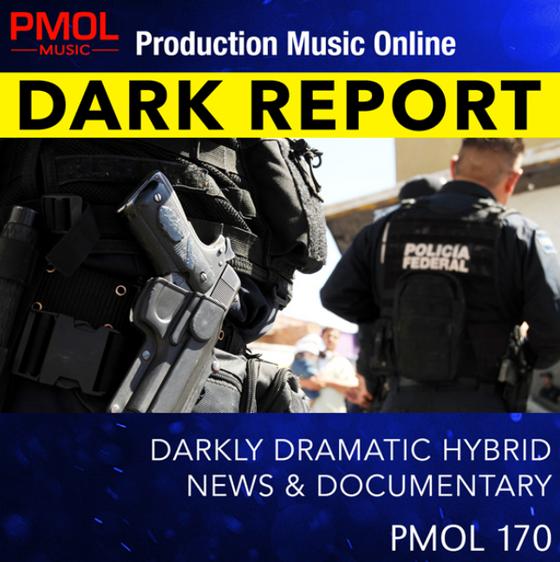 New Album 'DARK REPORT'