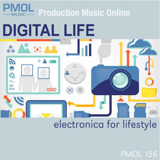 New Album 'Digital Life'