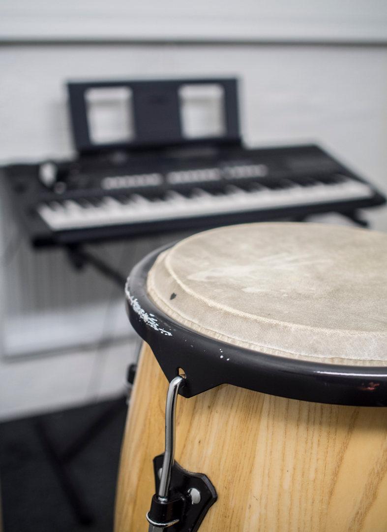 Music Practice Room
