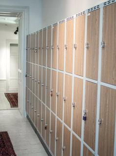 MYP Lockers