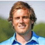 Mathieu Chazottes ensegnant de golf au Golf des Argieyres