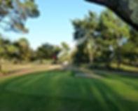 Trou n° 4 Pitch and Putt Golf des Argileyres