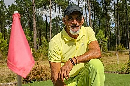 Fabrice Tollié créateur du Golf des Argileyres